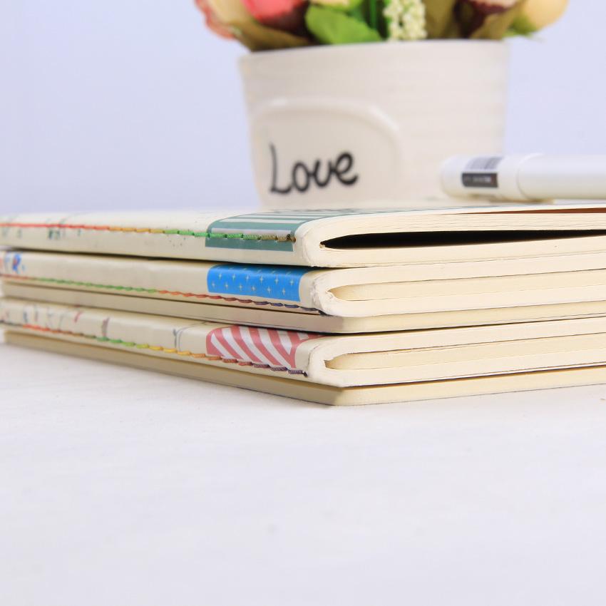 10本装学生用精美笔记本